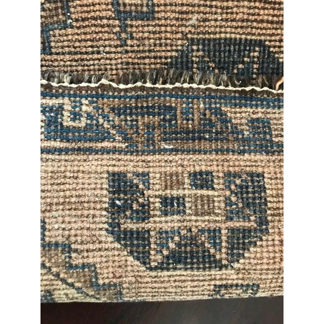 "Textile 1970s Vintage Turkish Rug-2'8'x5'10"" For Sale - Image 7 of 11"