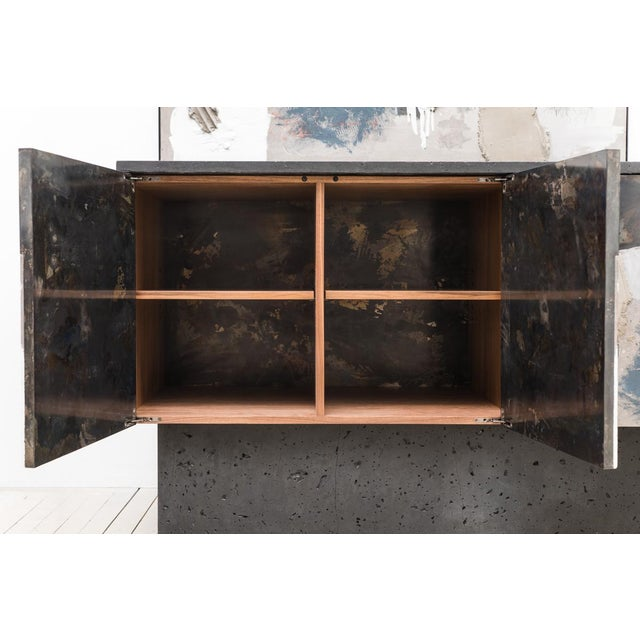 Concrete Stefan Rurak, Console Diptych, Usa, 2019 For Sale - Image 7 of 10