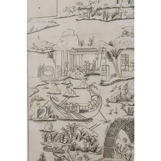 Plate of the Temple of Fortune Primigenia For Sale In Miami - Image 6 of 11