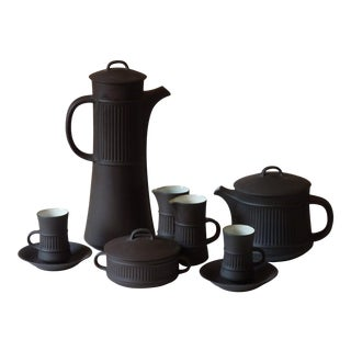 Mid-Century Modern Dansk Designs Coffee Service Set For Sale
