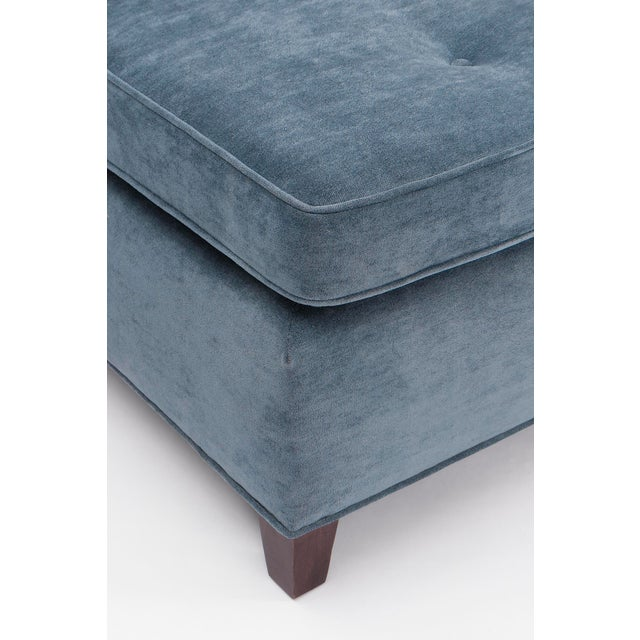 Pair of Bolster-Back Sofas For Sale - Image 10 of 11