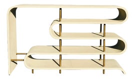 Image of Brass Console Tables