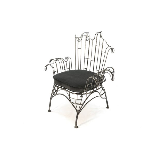 Organic Baroque Chair by Tony Duquette - Image 7 of 7