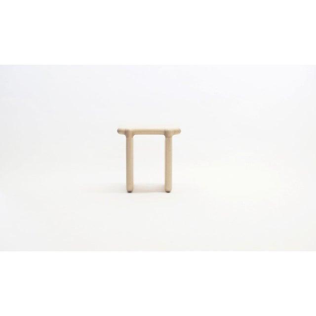 Modern Loïc Bard Stool Bone 01 For Sale - Image 3 of 6