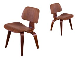 Image of Eames Side Chairs