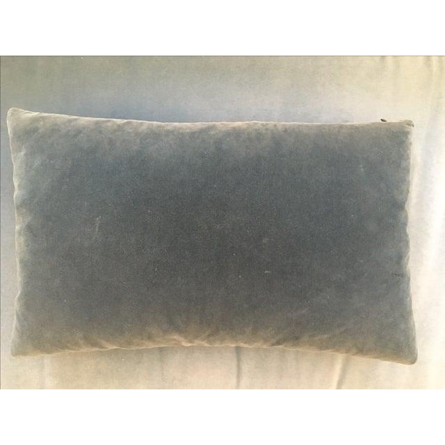 Custom Schumacher Zenyatta Lumbar Pillow - Image 7 of 7