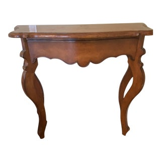 Alder & Co Spanish Colonial Console Table For Sale