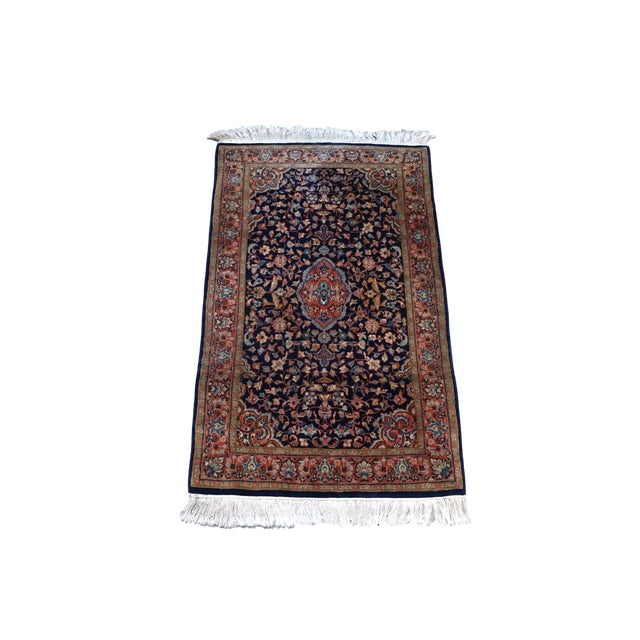 Indian Handmade Wool Rug 3 X 5 6 Ft