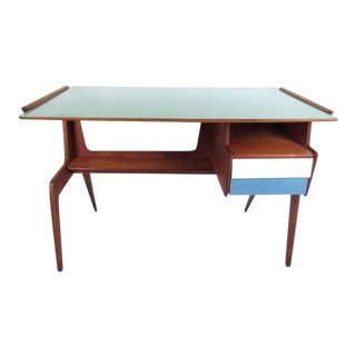 Italian Modern Desk in the Style of Gio Ponti
