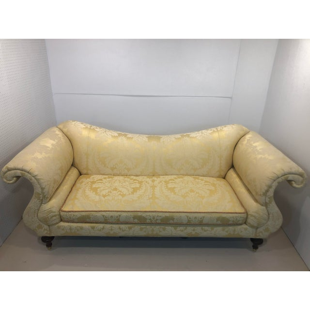 Late 20th Century Baker Furniture Classic Sofa For Sale - Image 11 of 11