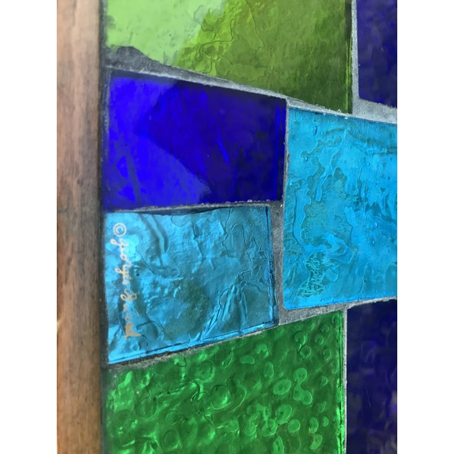 Mid Century Georges Briard Mosaic Glass Tables - a Pair For Sale - Image 9 of 12