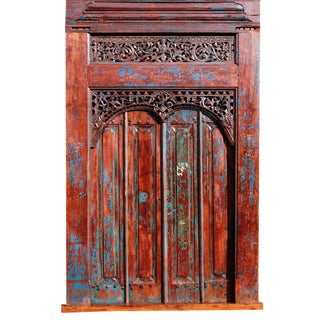 Old Balinese Doorway