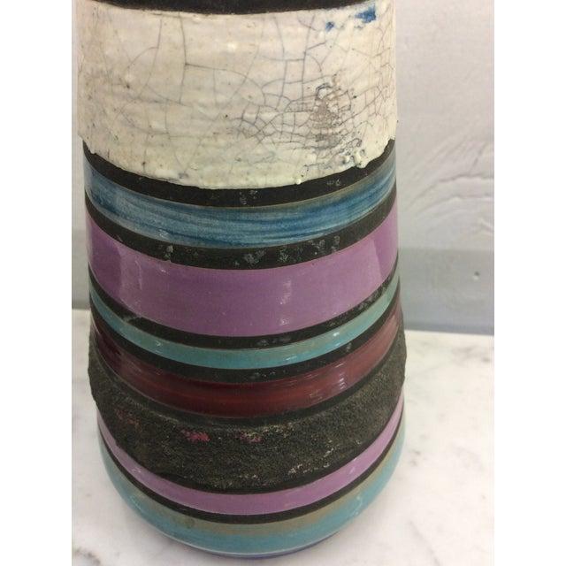 Aldo Londi Bitossi Ceramic Table Lamps - a Pair For Sale - Image 5 of 11