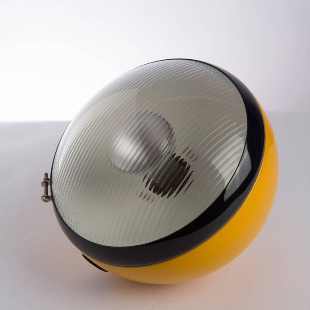 """Bowling"" Table Lamp by Leonardi and Stagi for Lumenform For Sale - Image 5 of 9"
