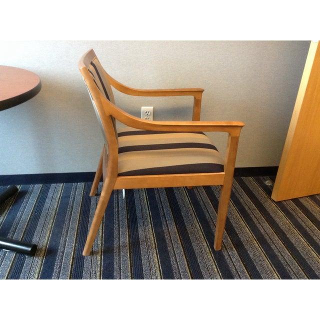 Bernhardt Carson Chairs - Pair - Image 4 of 7