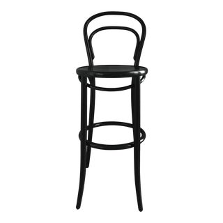 Modern Thonet Bentwood A14 Barstools- a Pair For Sale