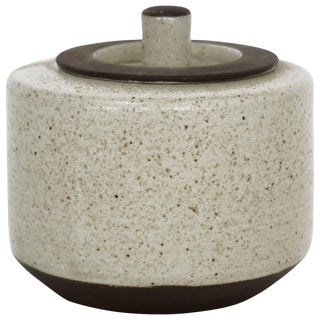 Ceramic Pot With Lid For Sale