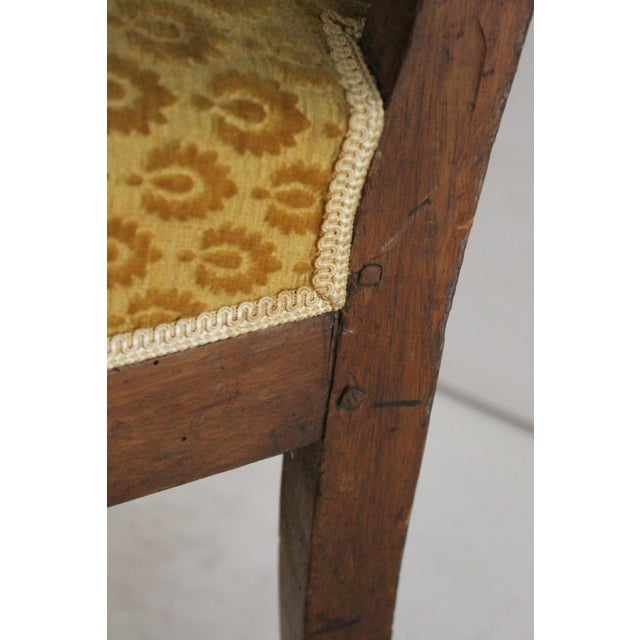 Antique 19th C. Carved Fish Armchairs - A Pair - Image 6 of 6