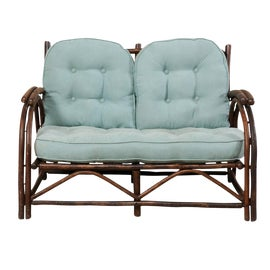 Image of Rustic Loveseats