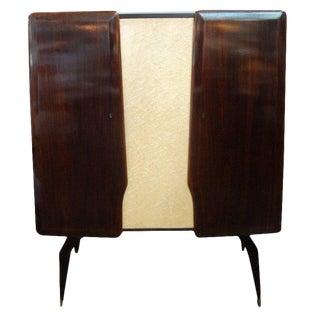 1950s Italian Dassi Style Cabinet