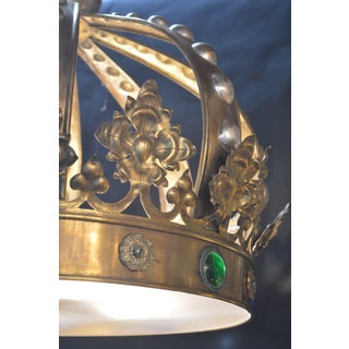 Crown Pendant Chandelier Preview