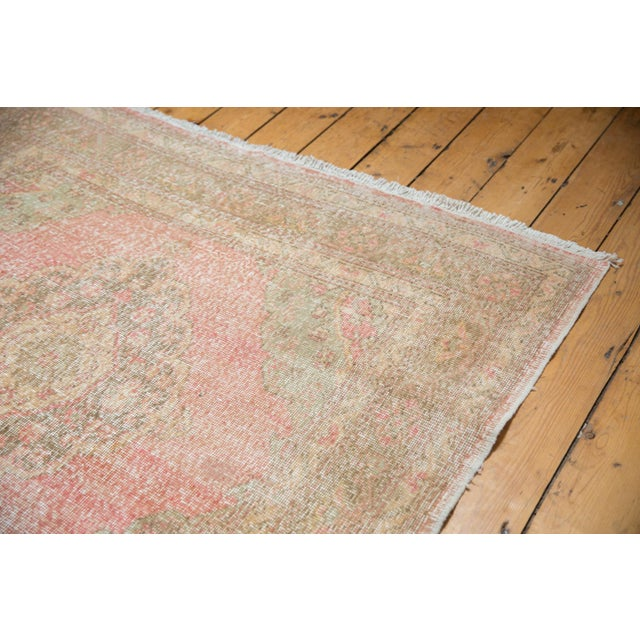 """Vintage Distressed Sparta Rug Runner - 5' x 14'9"""" For Sale In New York - Image 6 of 13"""