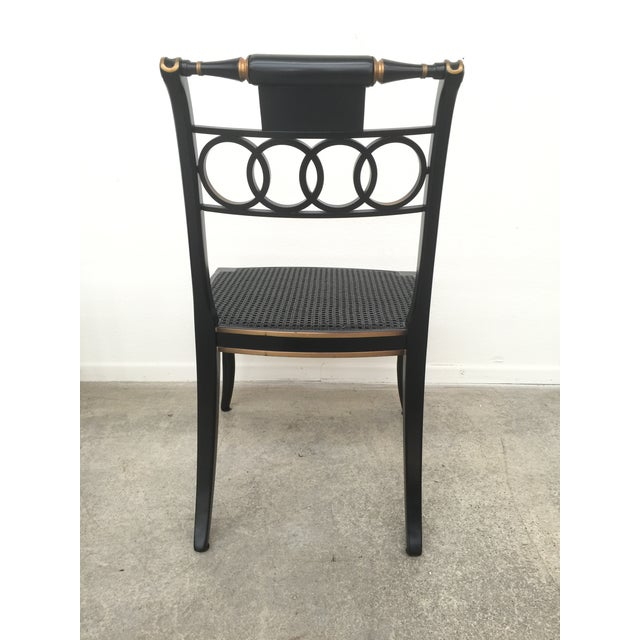 Baker Furniture Governor Alston Chairs - Set of 6 For Sale - Image 5 of 11