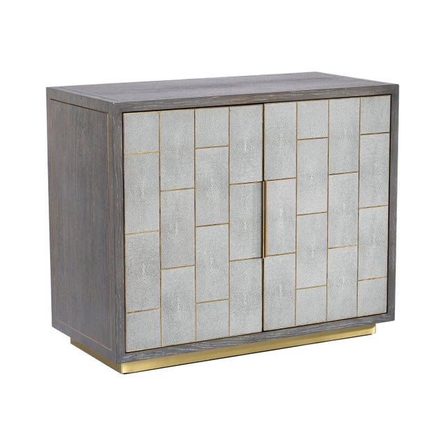 Interlude Home Fabienne Bar Cabinet For Sale In New York - Image 6 of 6