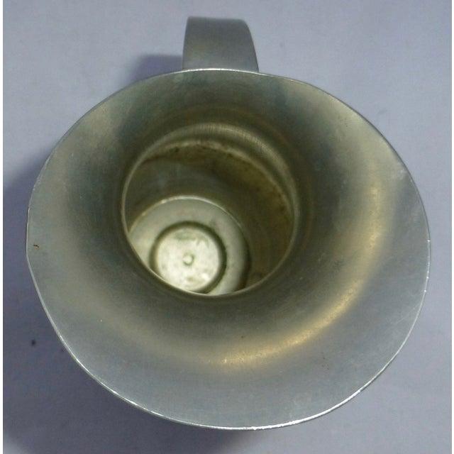 Mid Century Modern Water Pitcher Ewer - Image 6 of 9
