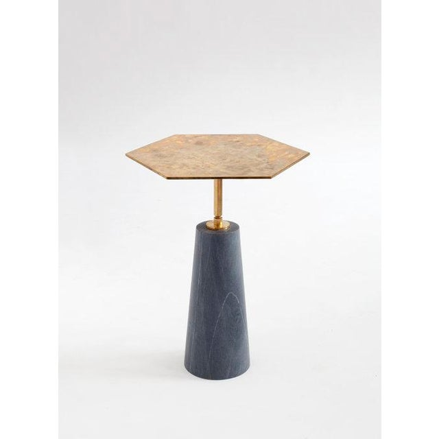 Modern Egg Collective Hawley Side Table For Sale - Image 3 of 5