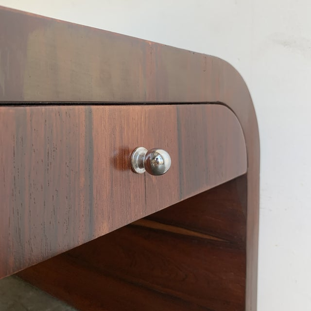 Low Profile Art Deco Coffee Table For Sale - Image 10 of 13