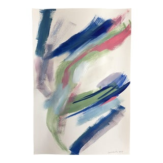 "Jessalin Beutler ""No. 63"" Acrylic Painting"