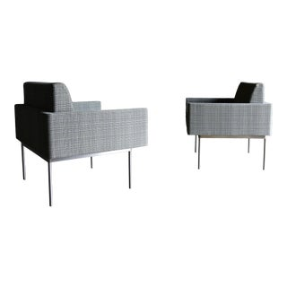 Bassam Fellows Tuxedo Component Lounge Chairs for Geiger, 2015 For Sale