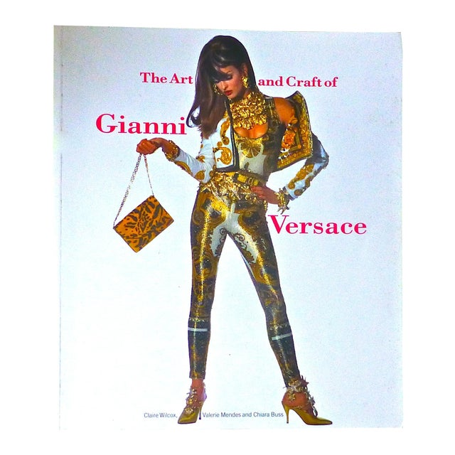 'The Art and Craft of Gianni Versace' Book - Image 1 of 11