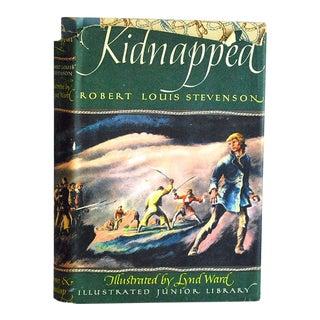 "1948 ""Kidnapped"" Children's Book by Robert Louis Stevenson For Sale"