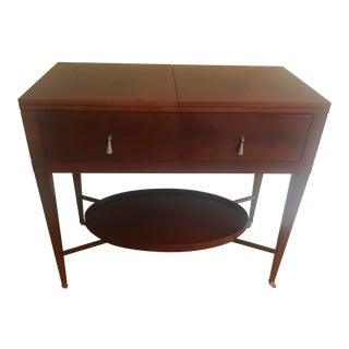Traditional Mahogany Server Buffet For Sale