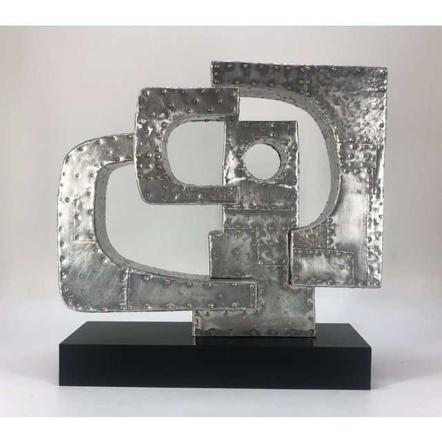 2020s War Machine Original Abstract Sculpture by Adam Henderson For Sale - Image 5 of 9