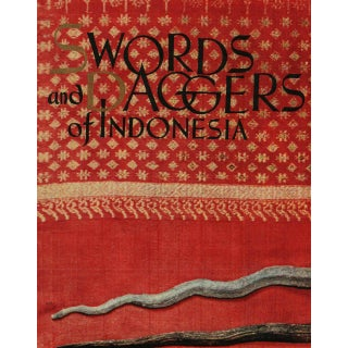 Swords and Daggers of Indonesia Book For Sale