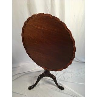 Antique Crust Top Tilt Table Preview