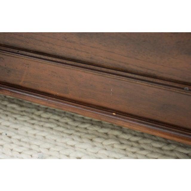 Bernhardt Vintage Patina Collection King Bed - Image 9 of 11