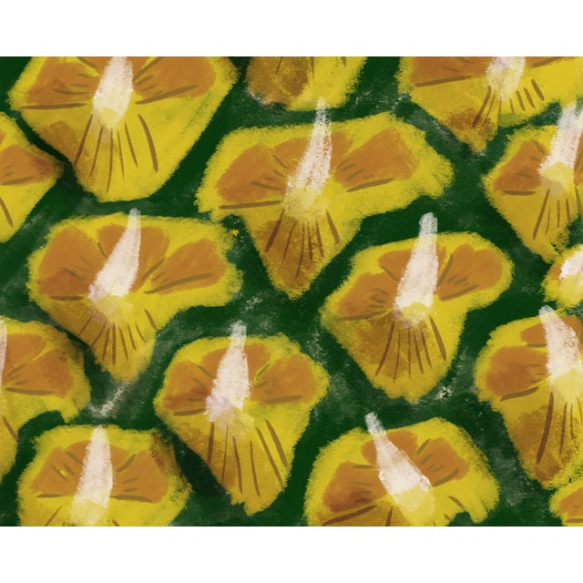 Modern Pineapple Wall Art, 2017 For Sale - Image 4 of 9