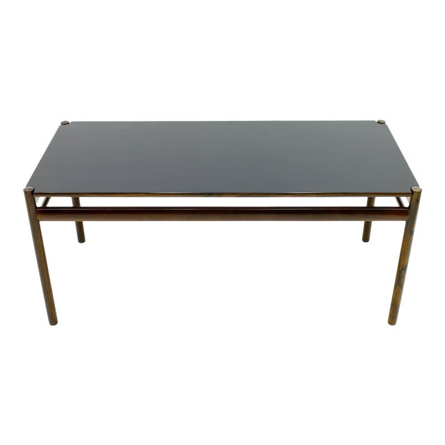 Flip-Top Coffee Table by Ole Wanscher for Jeppesen, Denmark, 1960 For Sale