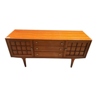 Younger Mid-Century Modern Teak Sideboard