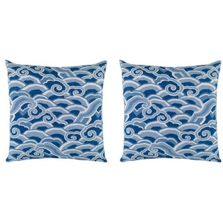"Kravet Decowaves 20"" Pillows - a Pair"