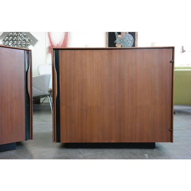 Bar Cabinets by John Kapel for Glenn of California - A Pair - Image 3 of 4