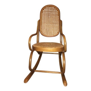 1970s Child's Bentonville Rocking Chair For Sale