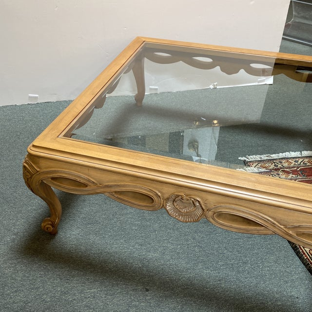 Century Furniture Chardeau Collection Coffee Table For Sale - Image 11 of 12