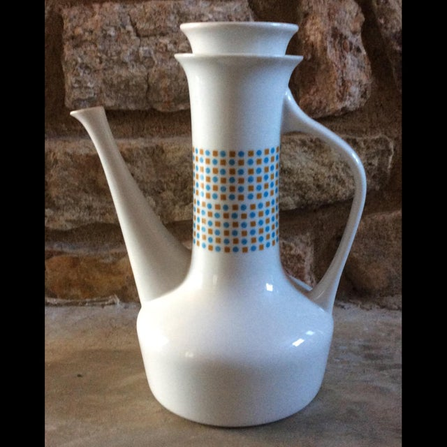 Paul McCobb Paul McCobb Coffee Pot Hopscotch Jackson Internationale For Sale - Image 4 of 12
