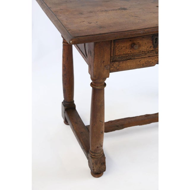 Early French Walnut Table For Sale - Image 10 of 13