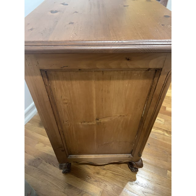 - French Country - Farmhouse - Dining Server - Cabinet Beautiful console purchased from and made by Maurice's Furnishings...